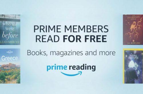 Amazon Prime Reading, ora è possibile scegliere tra centinaia di libri, per i clienti Prime