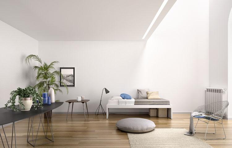 Rendering homestic - prima ambientazione small