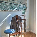 Casa a Budapest, progettazione dello studio ungherese Spirit Home, dettaglio camera