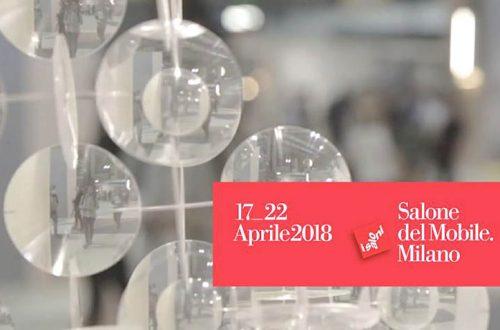 Salone del Mobile 2018 di milano, nel cuore del design