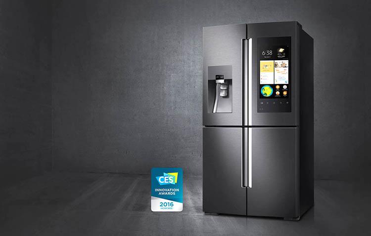 Con il frigorifero Family Hub puoi semplificare la tua vita in cucina