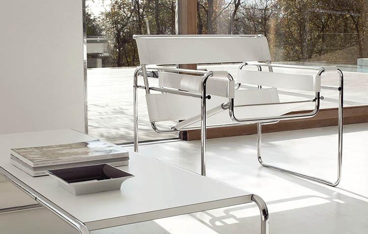 Wassily Chair, un progetto di Marcel Breuer