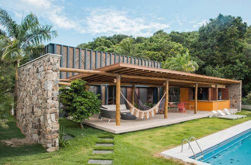 casa in bambù - 01