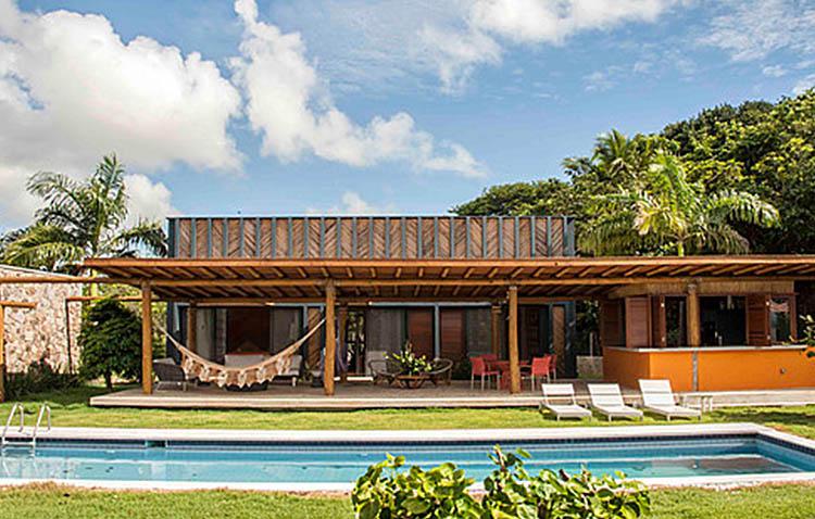 casa in bambù - 02