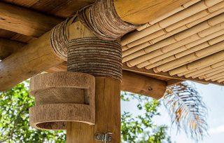casa in bambù - 05