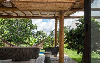 casa in bambù - 09