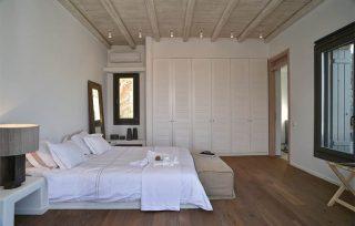 Villa Aela, camera da letto