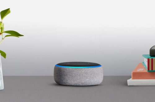 Amazon Echo con Alexa, Echo dot, Echo, Echo spot e Echo plus