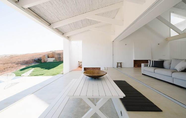 homestic - cercal house vista interno