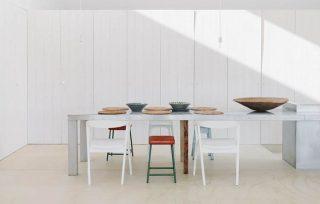 homestic - cercal house soggiorno e tavolo da pranzo