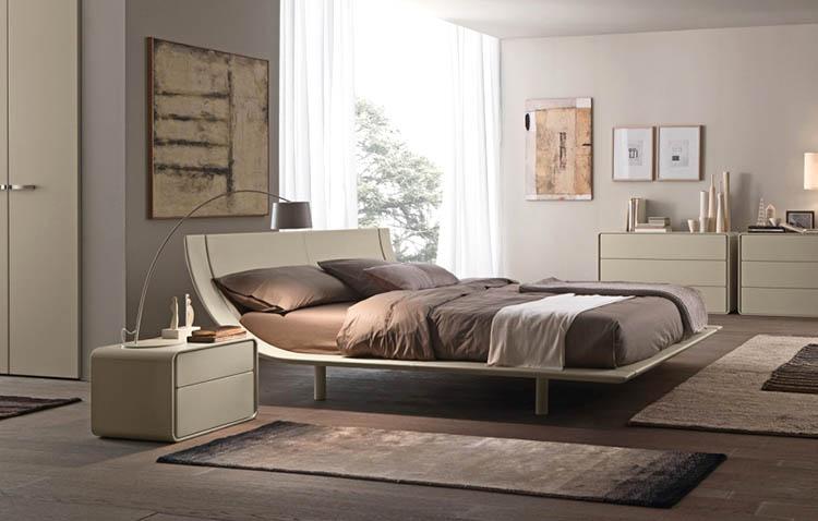 Letto Aqua By Presotto Design Di Pierangelo Sciuto Minimal Bed