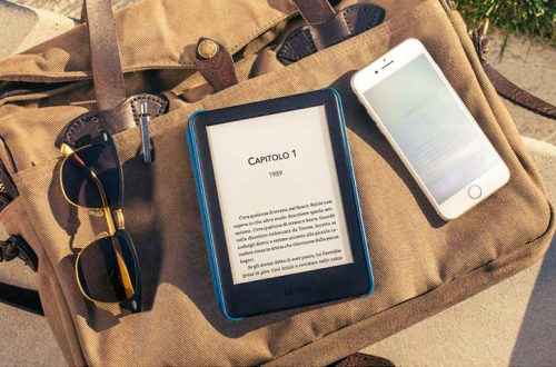 Amazon Kindle - il nuovo dispositivo by Amazon