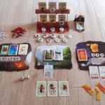 gioco da tavolo paleo - tutti i materiali
