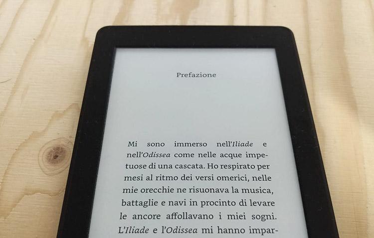 un'estate con omero di Sylvain Tesson - prefazione ebook